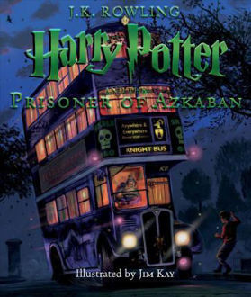 Picture of HARRY POTTER AND THE PRISONER OF AZKABAN ILLUSTRATED EDITION