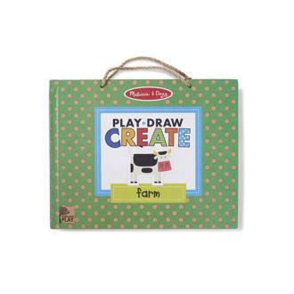 Picture of Play, Draw, Create - Farm Fun