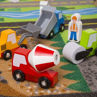 Picture of Deluxe Road Rug Play Set