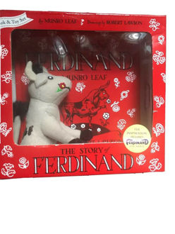 Picture of Ferdinand Book and Toy Set