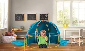 Picture of Toy Construction Fort 69 pcs
