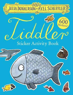 Picture of Tiddler - Sticker Activity Book