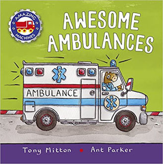 Picture of Awesome Ambulances