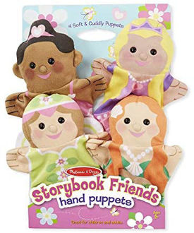 Picture of Storybook Friends hand Puppet