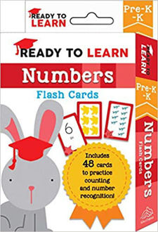 Picture of READY TO LEARN NUMBERS
