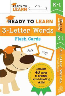Picture of READY TO LEARN 3 LETTER WORDS