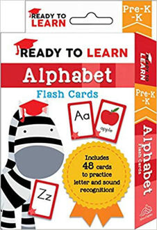 Picture of READY TO LEARN ALPHABET