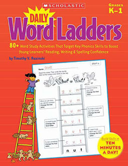 Picture of Daily Word Ladders K1