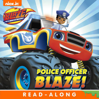 Picture of Police Officer Blaze! (Blaze and the Monster Machines)