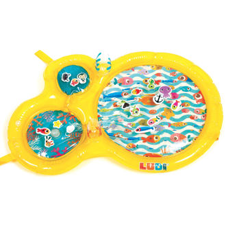 Picture of Water Mat - Baby Play - Ludi