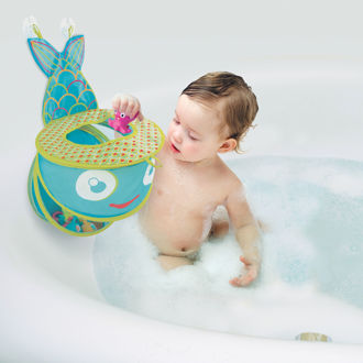 Picture of Bath Net Fish - Baby Play - Ludi