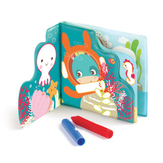 Picture of Bath Color Book - Baby Play - Ludi