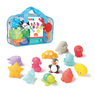 Picture of Collectable Bath Squirters - Baby Play - Bath Toys - Ludi Toys