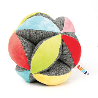 Picture of Easy Grip Ball - Soft Toys - Baby Play - Ludi Toys