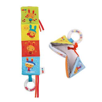 Picture of Ludi Book - Soft Toys - Ludi