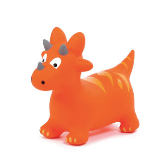 Picture of My Bouncing  Dino - Dino Ride on - Baby Play - Soft Toys - Ludi