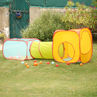 Picture of A cube, a tunnel and a ball play area - Baby Play - Soft Toys - Ludi