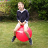 Picture of RED Hopper Ball - Baby Play - Soft Play - Ludi