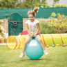 Picture of Blue Hopper Ball - Baby Play - Soft Play - Ludi