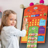 Picture of French Basic Week Calendar  - French Calendar - Ludi