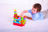 Picture of Click Wooden Colorful Blocks - Educational Toys - Baby Play - BigJigs