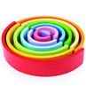 Picture of Wooden Stacking Rainbow - Large - Educational Toys - BigJigs