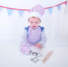 Picture of Spotted Chef's Set - Role Play - Chef Costume - BigJigs