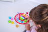 Picture of Teaching Clock - Wooden Educational Toys - Teaching Time - BigJigs