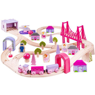 Picture of Fairy Town Train Set