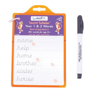 Picture of Years 1 and 2 Words - Write and Spell for 5-7 years - Educational - BigJigs