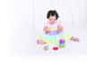 Picture of Rainbow Stacker - Educational Wooden Toys - BigJigs