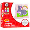 Picture of Stacking Blocks - Pets - Educational Wooden Toys - BigJigs