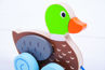 Picture of Duck Pull Along - Educational toys - Baby Play - BigJigs