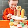 Picture of Sweats Treats Set - Wooden Pretend Toys - BigJigs
