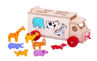 Picture of Animal Shape Lorry - Educational Wooden Toys - BigJigs