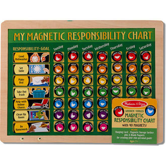 Picture of Magnetic Responsibility Chart