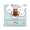 Picture of Skilldillies - Owl - Baby Toys - Rattle - Skills - Play Monster