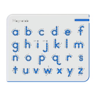 Picture of A to Z lowercase Magnatab - Educational Toys - Play Monster