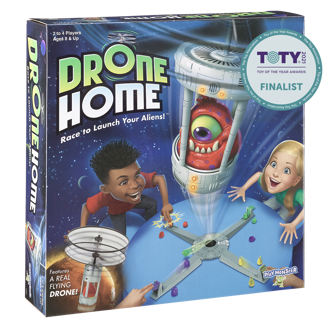 Picture of Drone Home - Educational Games - Play Monster
