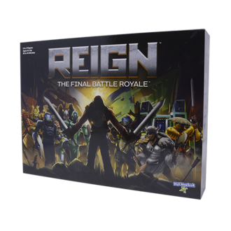 Picture of Reign - Games - Play Monster