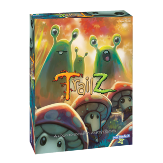 Picture of Trailz - Board Games - Play Monster