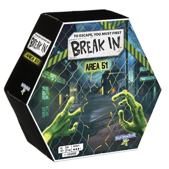 Picture of Break in - Area 51 - Games - Play Monster