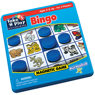Picture of Take n Play Bingo - Games - Play Monster