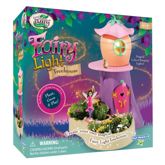 Picture of My Fairy Garden Treehouse - Toys - Play Monster