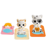 Picture of Fuzzikins- Cozy Cats - Toys - Play Monster