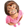 Picture of Face Paintoos - Wild Pack - Arts and Crafts - Play Monster