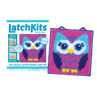 Picture of Latchkits Craft Kits - Owl - Arts & Crafts - Play Monster