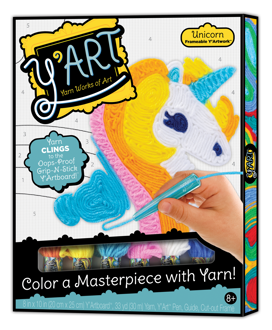 Picture of Y'Art Unicorn - Arts & Crafts - Play Monster