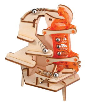 Picture of Marbleocity 4-Bar - STEM Toys - Play Monster